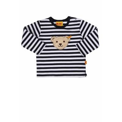 Steiff Collection Sweatshirt langärmlig (Blau)