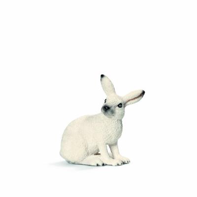 Schleich Spielfigur Schneehase