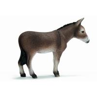 Schleich Spielfigur Bauernhof, Esel